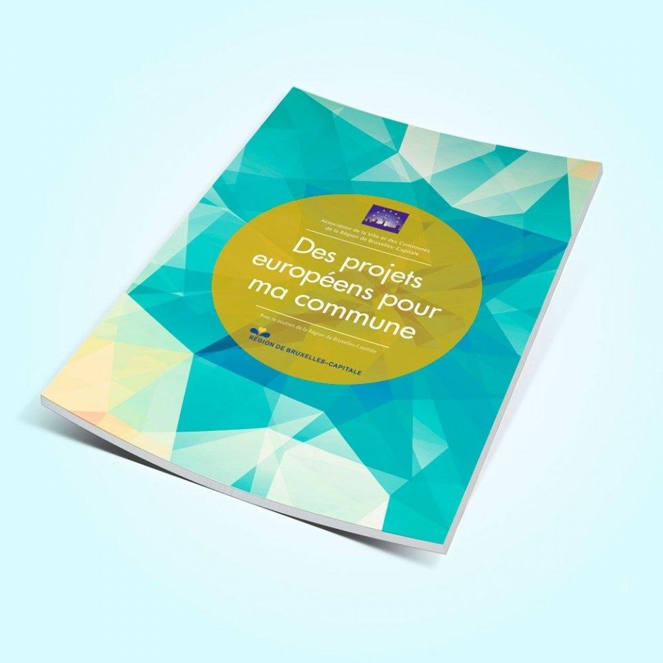 Graphisme brochure Projets Européens